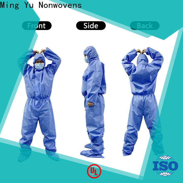 Best disposable protective clothing Suppliers for hospital