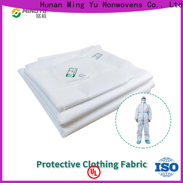Ming Yu New biodegradable non woven fabric for business