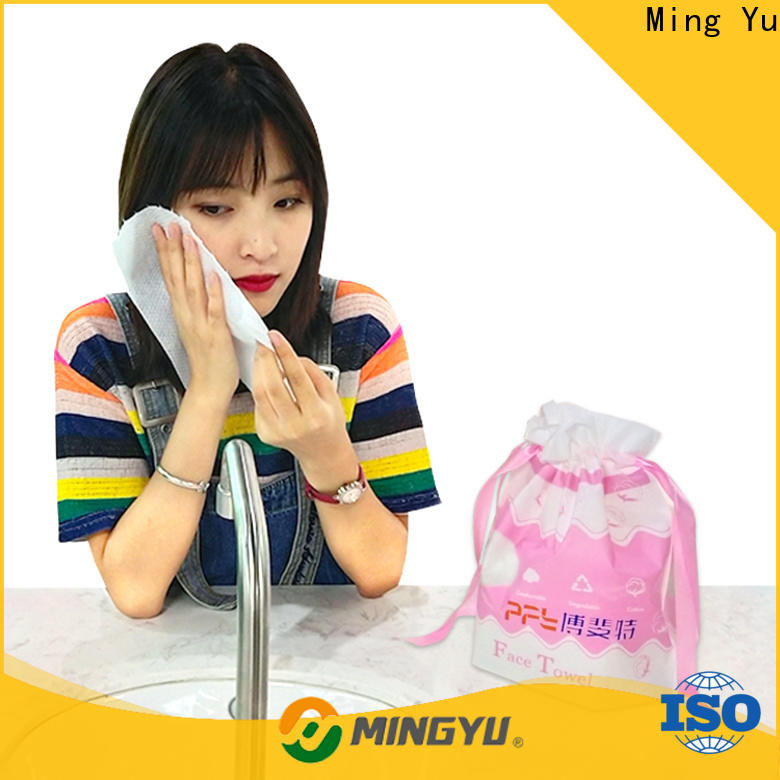 Ming Yu High-quality spunlace non woven fabric for business for package