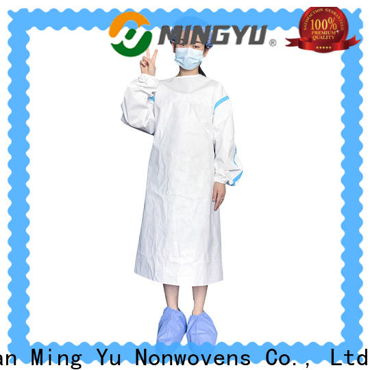 Wholesale disposable coveralls manufacturers for hospital