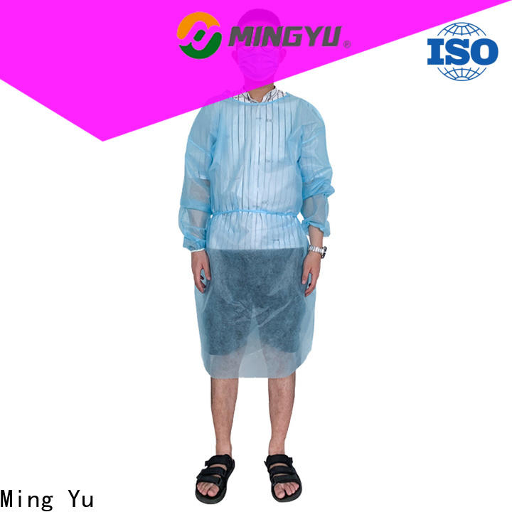 Ming Yu biological protection suit factory for adult