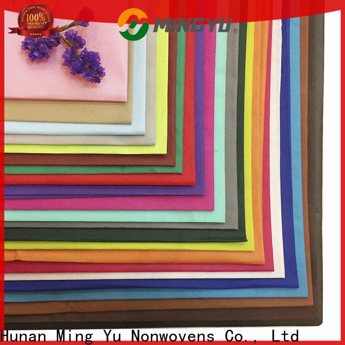 Ming Yu non woven sms fabric for business