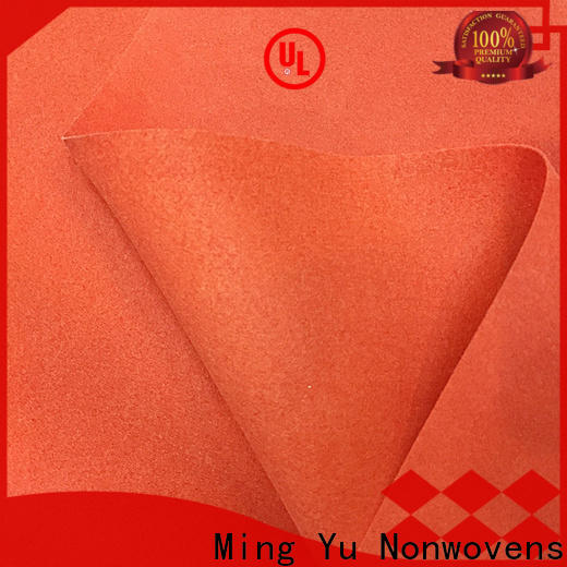 Ming Yu Top non woven polypropylene fabric for business