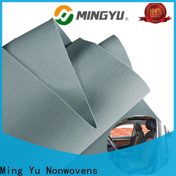 Ming Yu Custom non woven filter fabric manufacturers