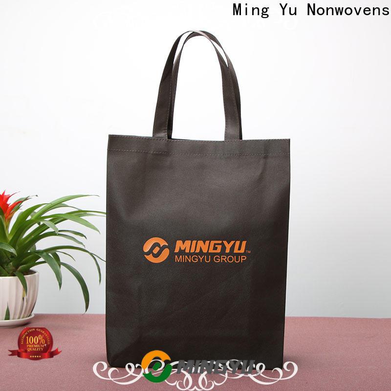 Ming Yu Custom pp non woven bags Suppliers for handbag