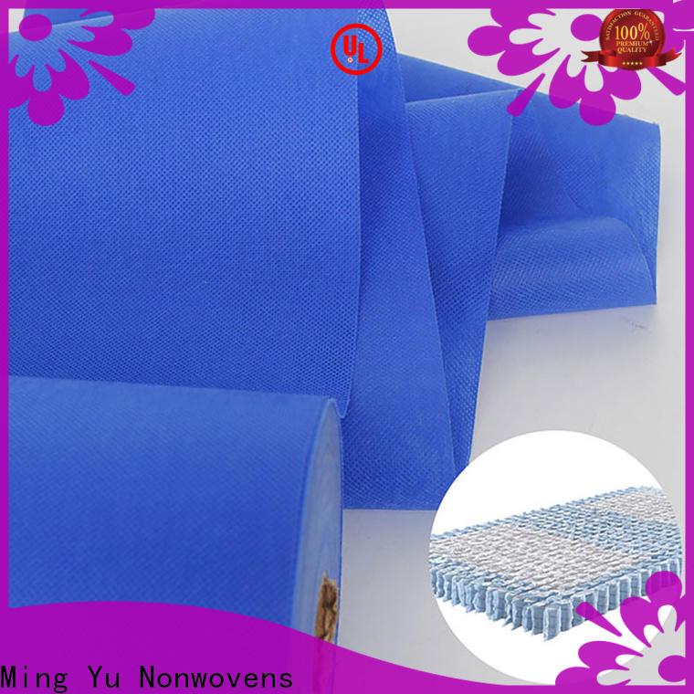 Ming Yu printed non woven fabric manufacturers