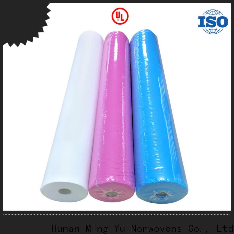 Ming Yu Custom non woven medical textiles Supply