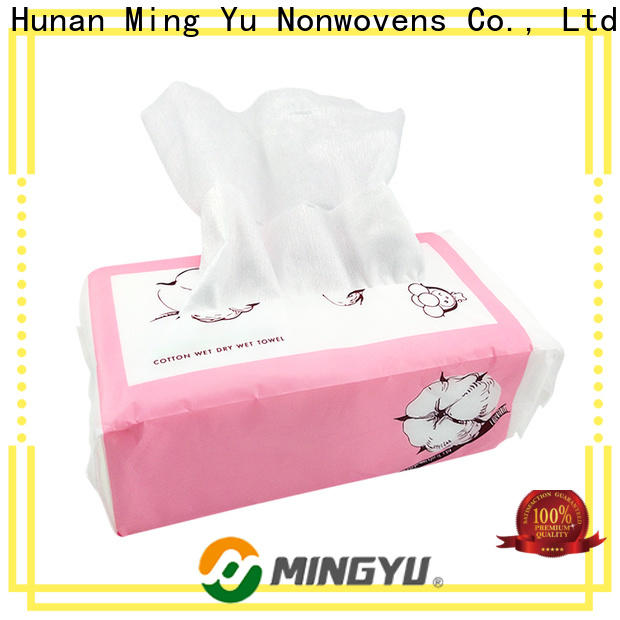 Ming Yu Top spunlace fabric manufacturers for home textile