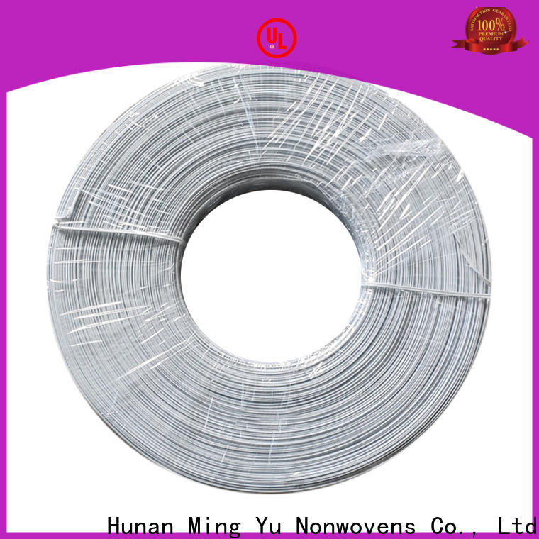 Ming Yu spunlace non woven fabric manufacturers for package