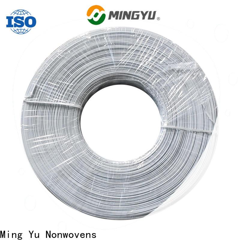 Ming Yu Top pp spunbond nonwoven fabric company for handbag