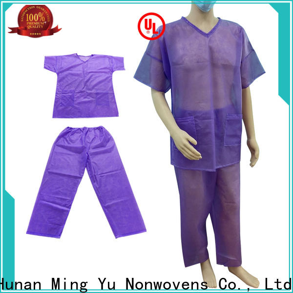Ming Yu Latest spunbond nonwoven for business for package