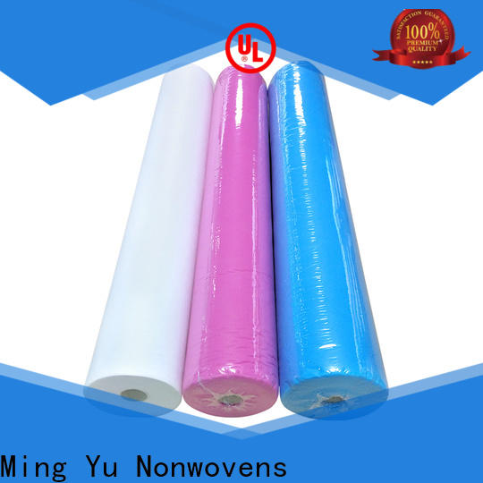 Ming Yu Wholesale spunlace nonwoven Suppliers for storage