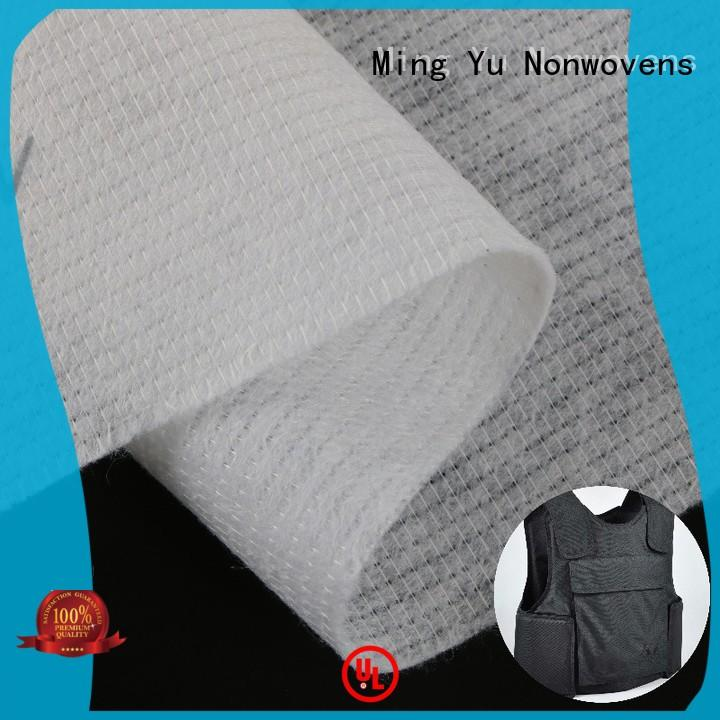 Ming Yu antiyellowing stitchbond nonwoven manufacturers for package
