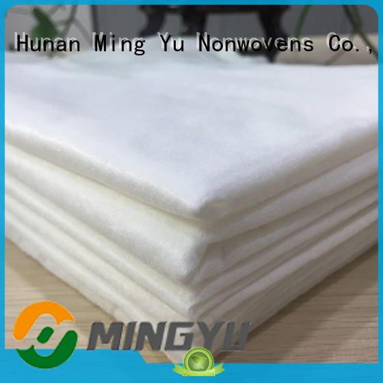 Ming Yu ecofriendly spunbond polypropylene fabric polypropylene
