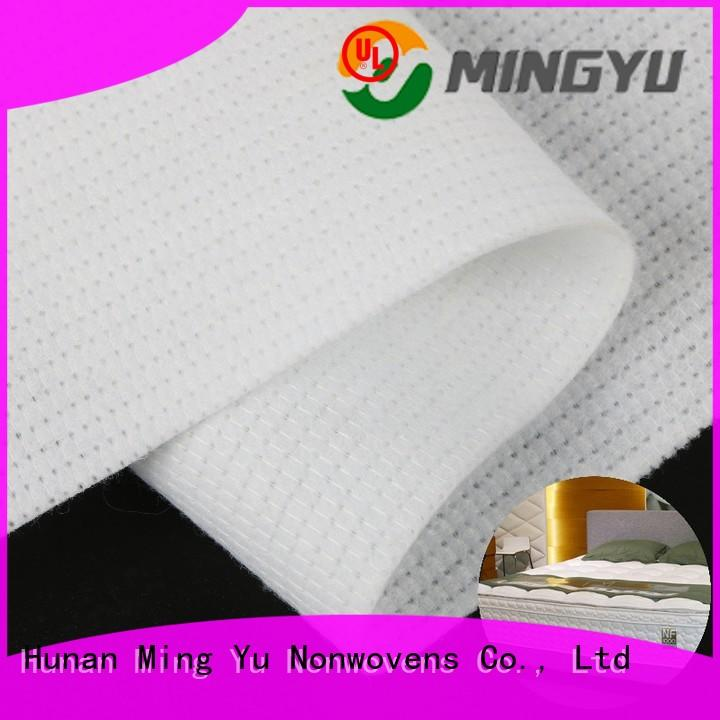 Ming Yu quality stitchbond nonwoven stitchbond for handbag