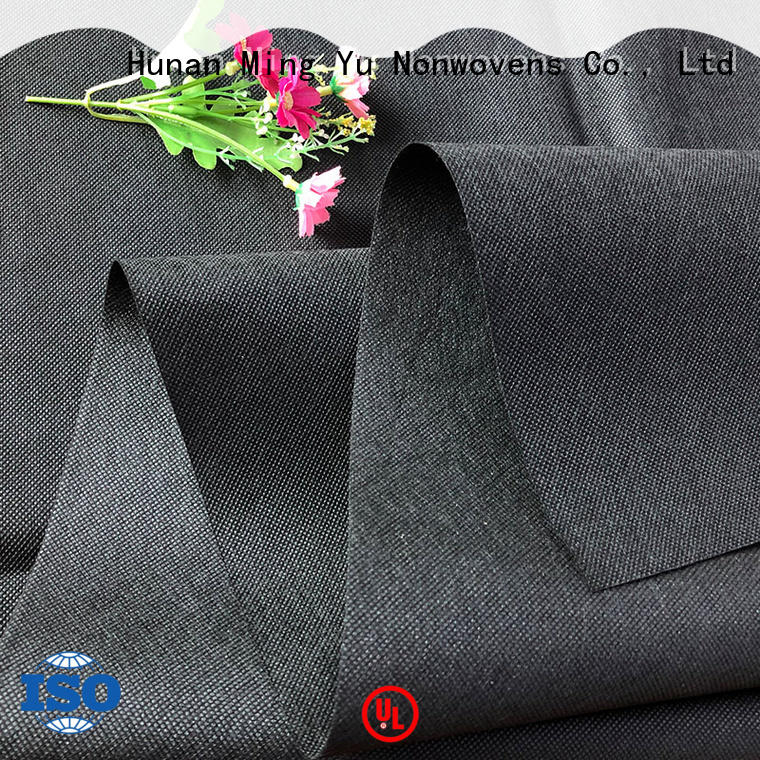 Ming Yu spunbond agriculture non woven fabric company for bag