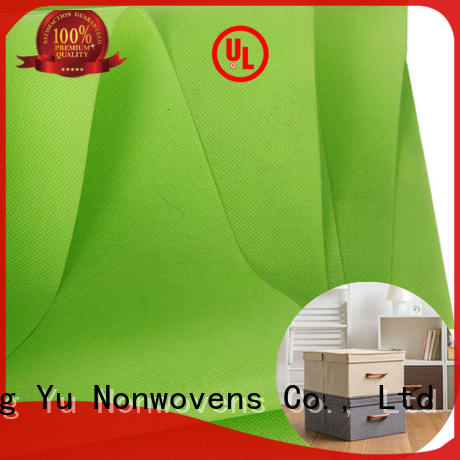 Ming Yu colorful pp spunbond nonwoven fabric manufacturers for package