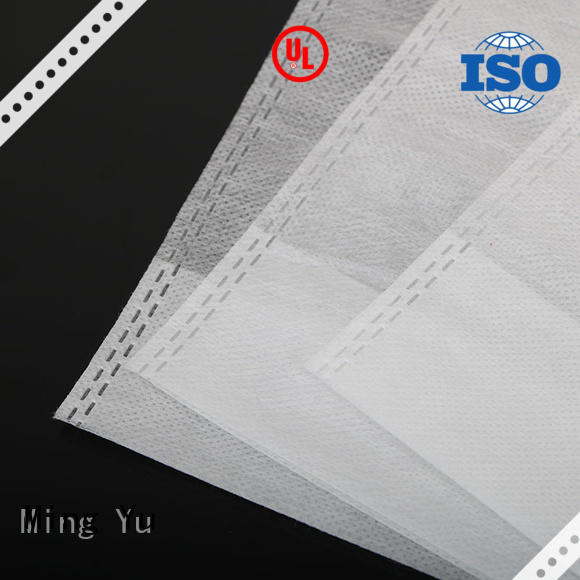 Ming Yu Top weed control fabric Supply for handbag