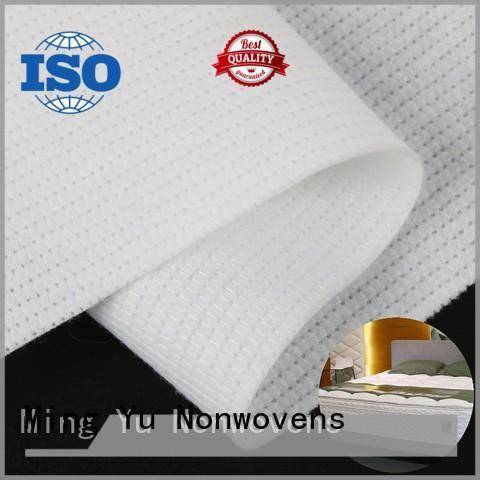 environmental non woven polyester fabric polyester Ming Yu