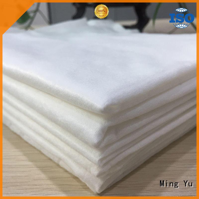 Ming Yu polypropylene spunbond nonwoven sale for home textile