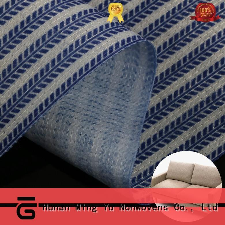 Ming Yu stitchbond non woven polyester mat stitchbond for package