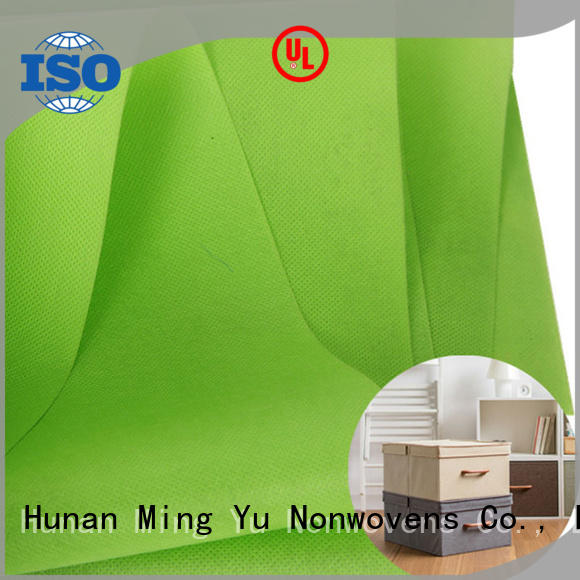 Ming Yu home spunbond nonwoven Supply for package