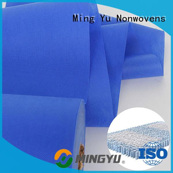 Ming Yu handbag spunbond fabric Supply for home textile