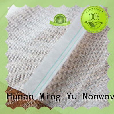 Ming Yu nonwoven agricultural cloth spunbond for package
