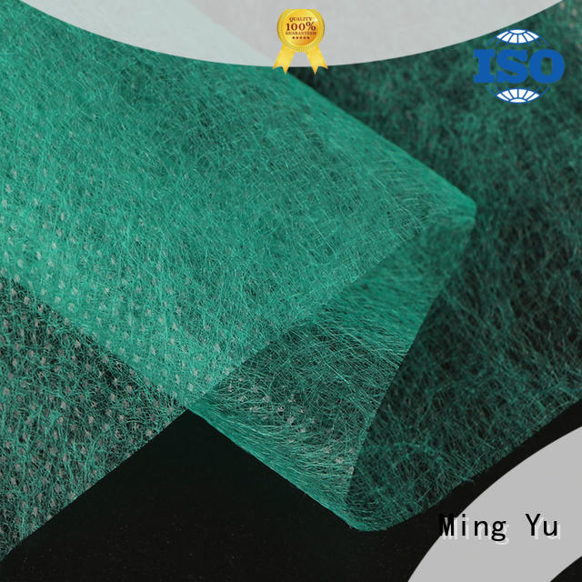 Ming Yu cover agriculture non woven fabric protection for home textile