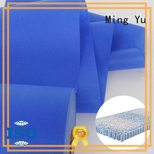Ming Yu wide non woven polypropylene fabric handbag for package