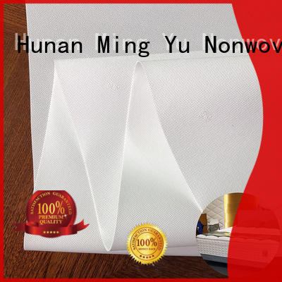 Ming Yu polypropylene non woven polypropylene handbag for home textile