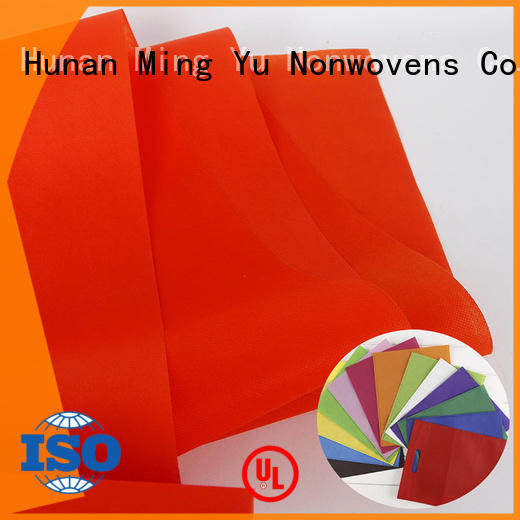 Ming Yu Custom woven polypropylene fabric Supply for storage