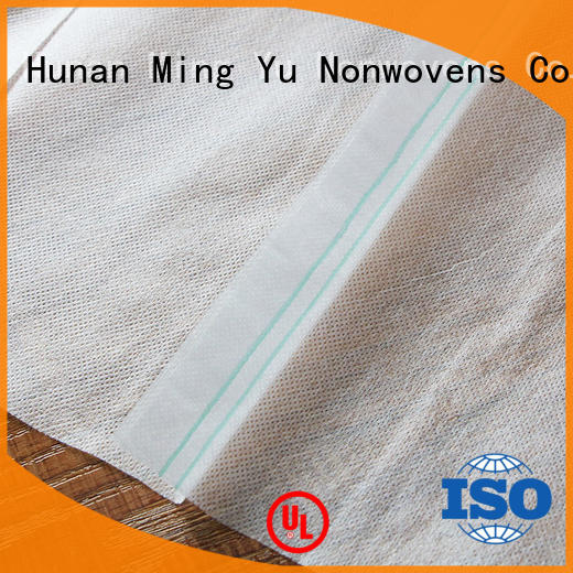 Ming Yu non woven geotextile fabric geotextile for package