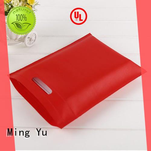 Ming Yu quality non woven fabric bags spunbond for handbag