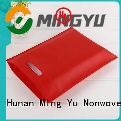 Ming Yu online non woven tote bag product for package