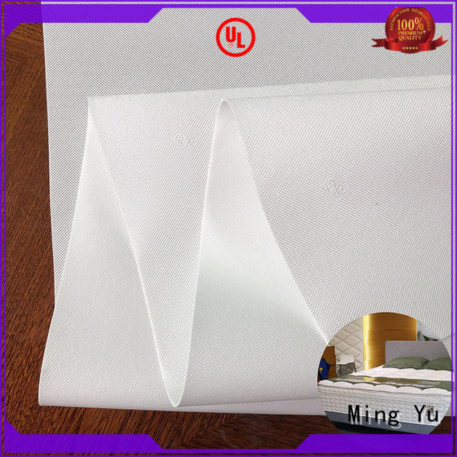 Ming Yu textile spunbond nonwoven fabric Suppliers for bag