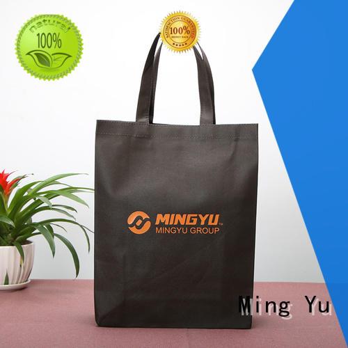 Ming Yu colors non woven shopping bag spunbond for handbag