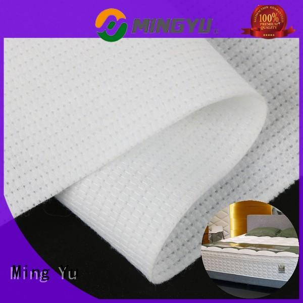 Ming Yu bonded bonded fabric factory for home textile