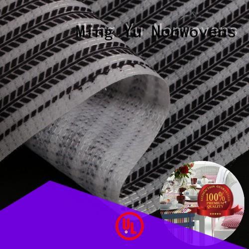 Ming Yu Custom stitchbond nonwoven company for storage