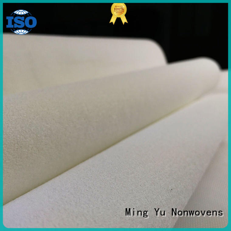 punched non woven polyester felt for package Ming Yu
