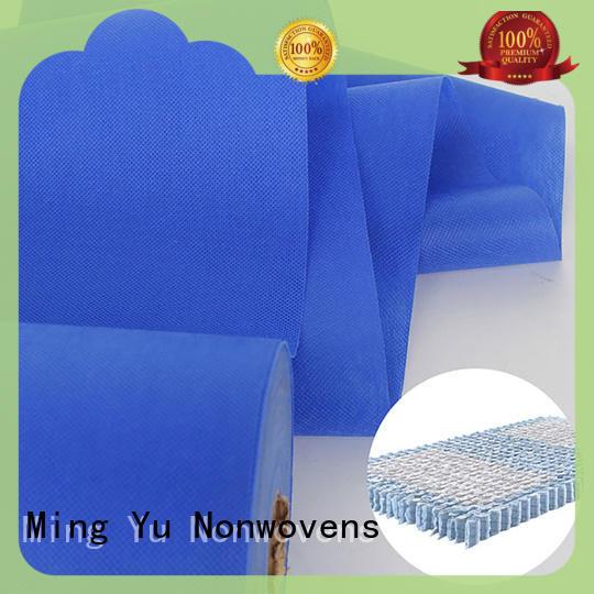 Ming Yu applications spunbond nonwoven handbag for handbag