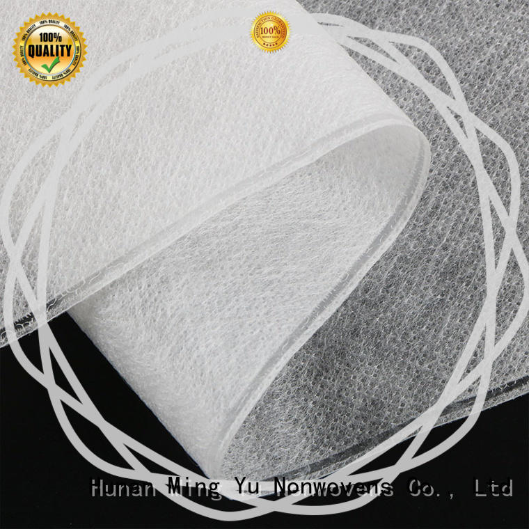 Ming Yu nonwoven non woven geotextile fabric spunbond for storage