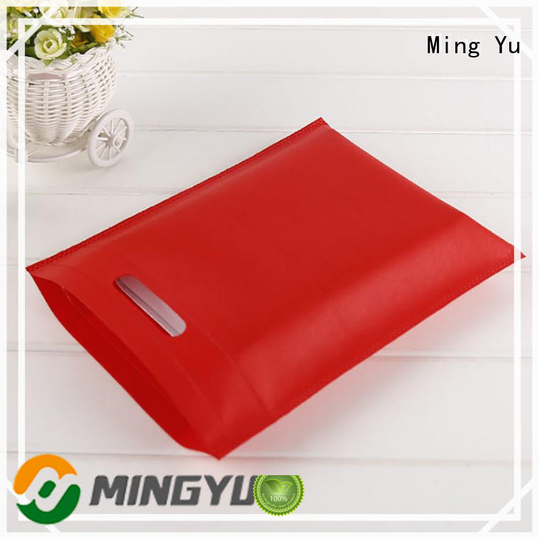 Ming Yu online non woven tote bags wholesale colors for bag