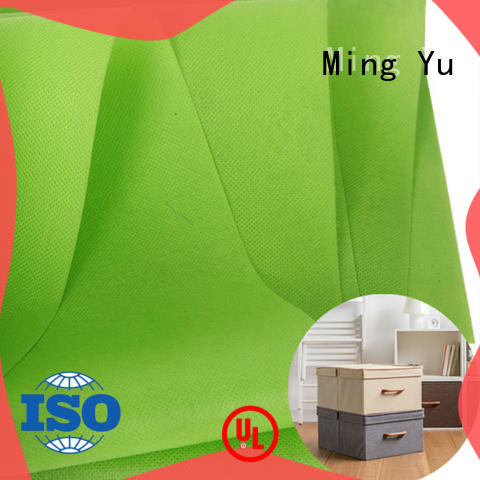 Ming Yu wide non woven polypropylene rolls for package