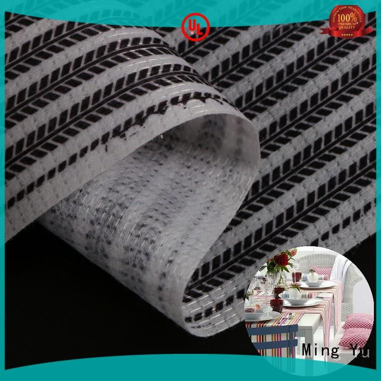 Ming Yu protection stitch bonded nonwoven fabric Supply for package