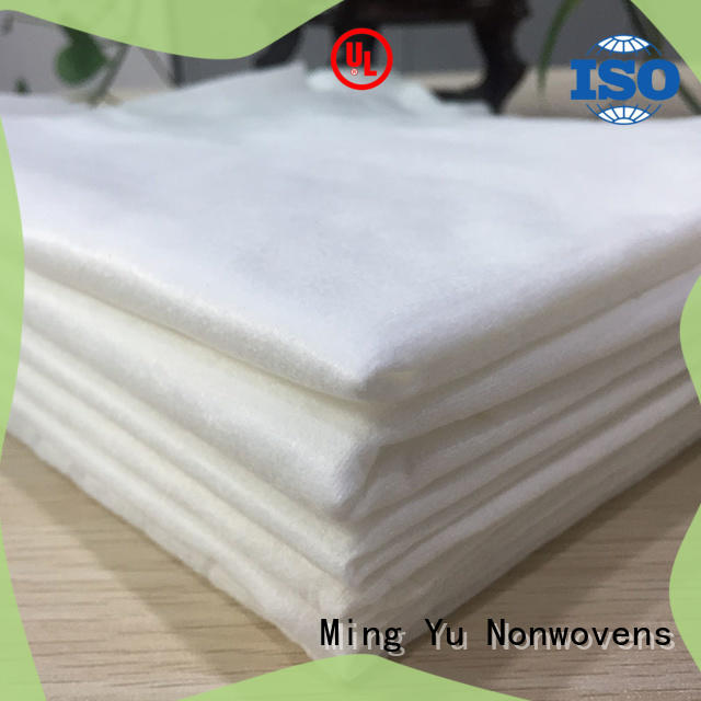 Ming Yu nonwoven spunlace fabric manufacturers for storage