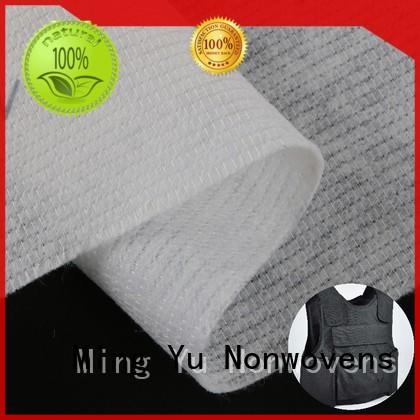 Ming Yu harmless stitchbond polyester fabric stitchbond for storage