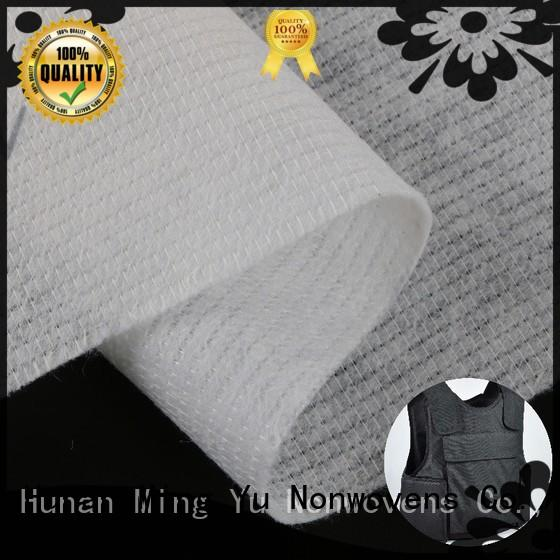 Ming Yu harmless bonded fabric pet for storage