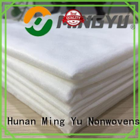 Ming Yu spunlace fabric polypropylene