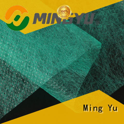 Ming Yu nonwoven ground cover fabric cloth for storage
